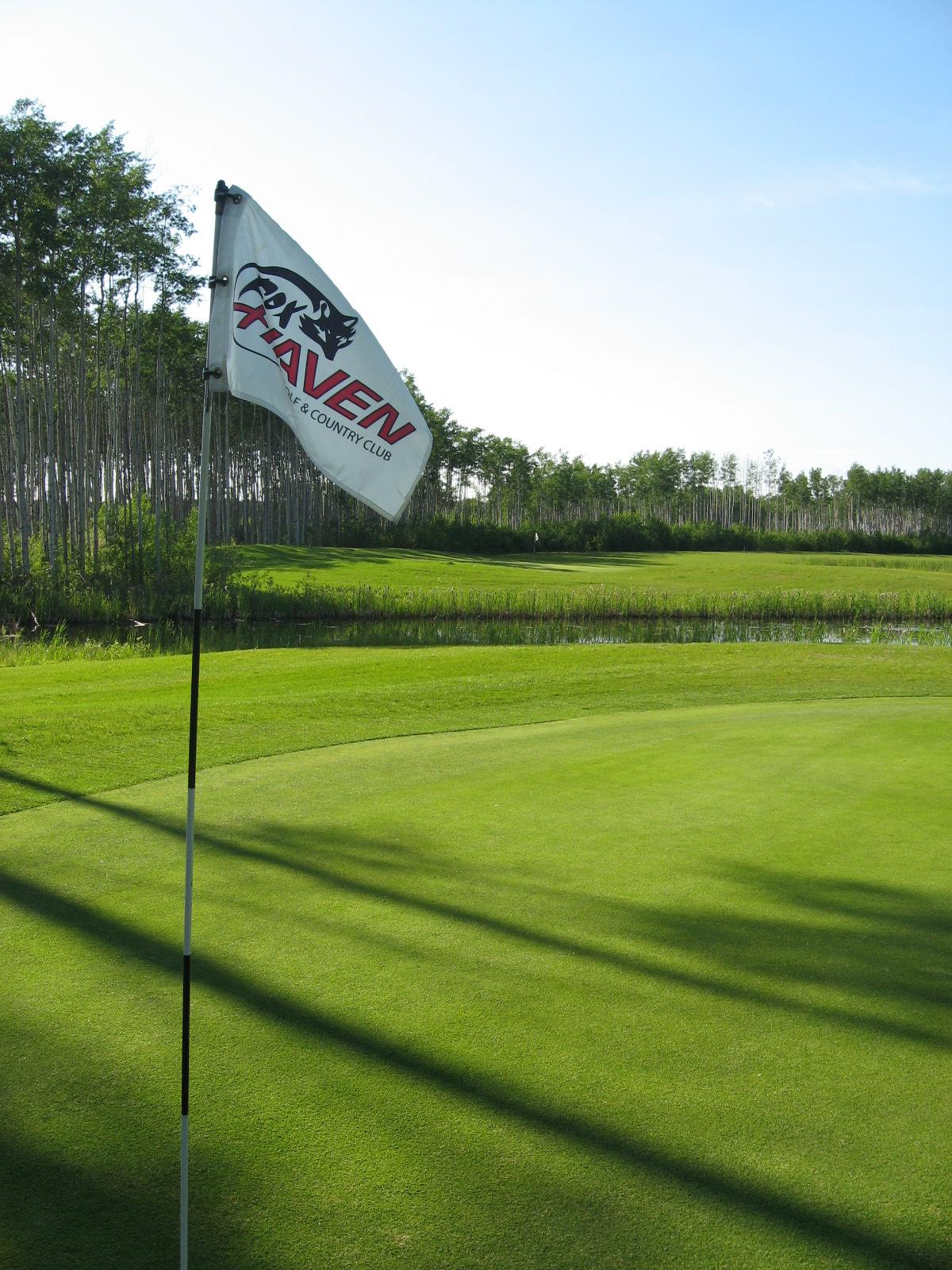 golf-course-fh-flag